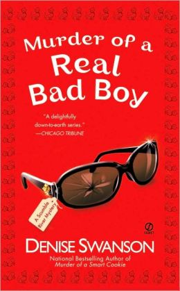 Murder of a Real Bad Boy (Scumble River Series #8)