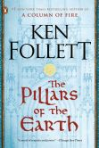 Book Cover Image. Title: The Pillars of the Earth, Author: Ken Follett