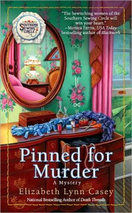 Pinned for Murder (Southern Sewing Circle Series #3)