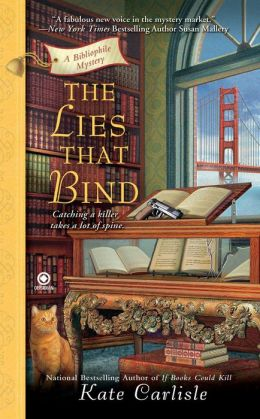 The Lies That Bind (Bibliophile Series #3)