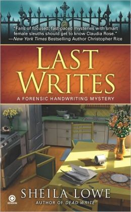 Last Writes: A Forensic Handwriting Mystery