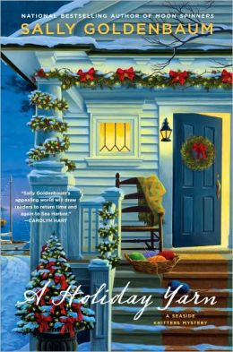A Holiday Yarn (Seaside Knitters Mystery Series #4)