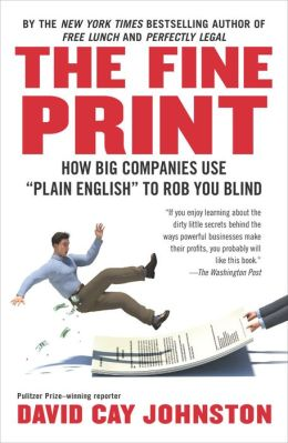 The Fine Print: How Big Companies Use