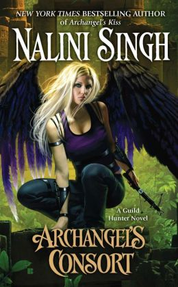 Archangel's Consort (Guild Hunter Series #3)