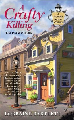 A Crafty Killing (Victoria Square Series #1)