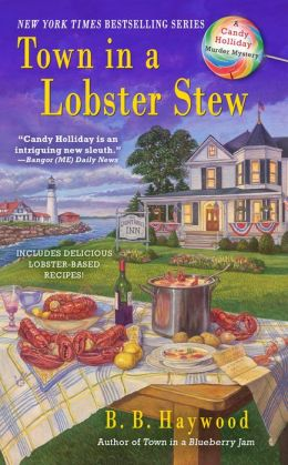 Town in a Lobster Stew (Candy Holliday Series #2)