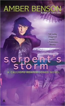 Serpent's Storm (Calliope Reaper-Jones Series #3)