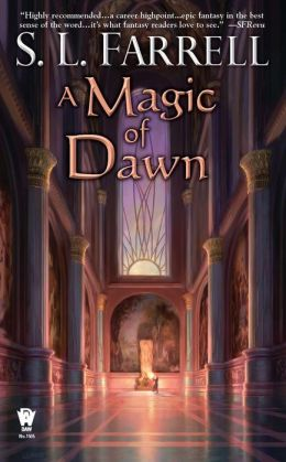 A Magic of Dawn: A Novel of the Nessantico Cycle