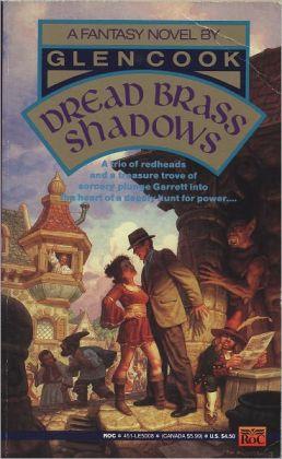 Dread Brass Shadows (Garrett, P. I. Series #5)