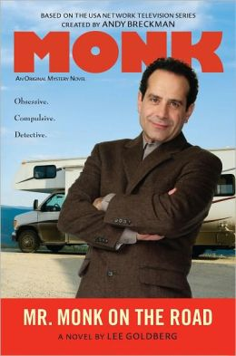 Mr. Monk on the Road (Mr. Monk Series #11)