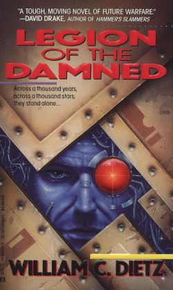 Legion of the Damned (Legion of the Damned Series #1)