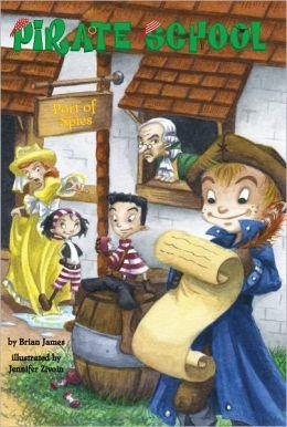 Port of Spies (Pirate School Series #4)