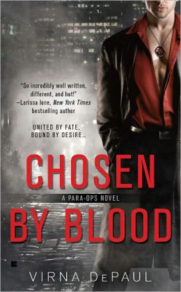 Chosen by Blood (Para-Ops Series #1)