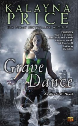 Grave Dance (Alex Craft Series #2)