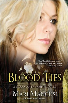 Blood Ties (Blood Coven Series #6)