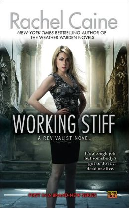 Working Stiff (Revivalist Series #1)