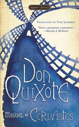 Don Quixote (Lathrop translation)