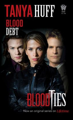 Blood Debt (Blood Books Series #5)