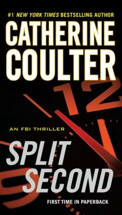 Split Second (FBI Series #15)