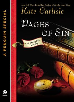 Pages of Sin (Bibliophile Series) (An eSpecial from New American Library)