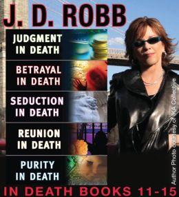 J. D. Robb In Death Collection Books 11-15