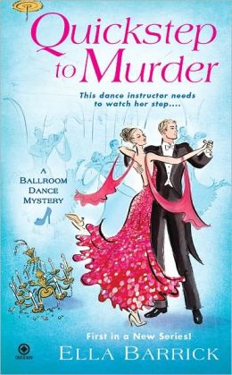 Quickstep to Murder (Ballroom Dance Mystery Series #1)