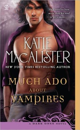 Much Ado about Vampires (Dark Ones Series #9)
