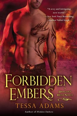 Forbidden Embers (Dragons Heat Series #3)