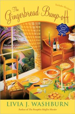 The Gingerbread Bump-off (Fresh-Baked Mystery Series #6)