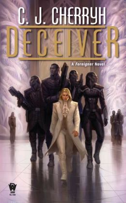 Deceiver (Fourth Foreigner Series #2)