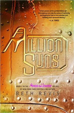 A Million Suns (Across the Universe Series #2)