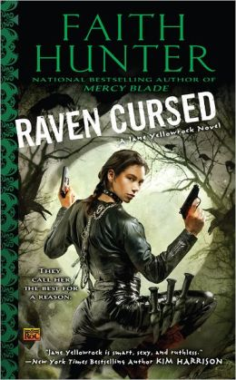 Raven Cursed (Jane Yellowrock Series #4)