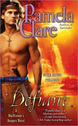 Defiant (MacKinnon's Rangers Series #3)