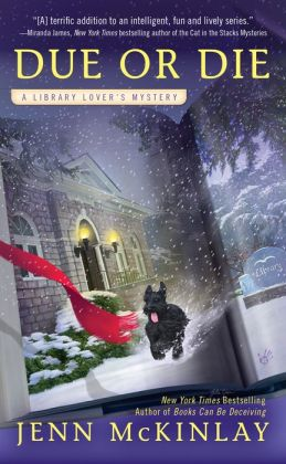 Due or Die (Library Lover's Mystery Series #2)