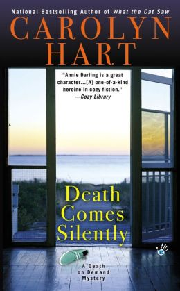 Death Comes Silently (Death on Demand Series #22)