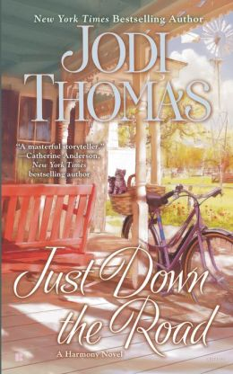 Just Down the Road (Harmony Series #4)