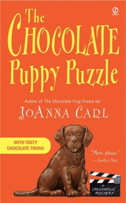 The Chocolate Puppy Puzzle (Chocoholic Mystery Series #4)
