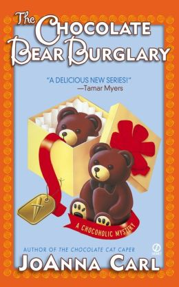The Chocolate Bear Burglary (Chocoholic Mystery Series #2)