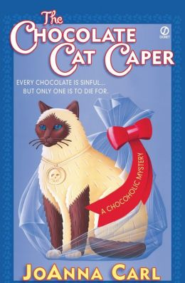 The Chocolate Cat Caper (Chocoholic Mystery Series #1)
