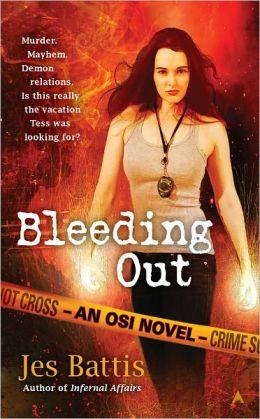 Bleeding Out (OSI Series #5)