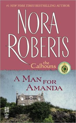 Man for Amanda (Calhoun Women Series #2)