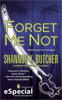 Forget Me Not: A Paranormal Romance Novel (An eSpecial from New American Library)
