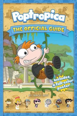 Poptropica: The Official Guide (PagePerfect NOOK Book)