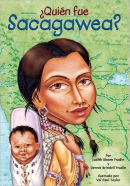 Quién fue Sacagawea?