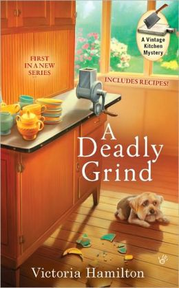 A Deadly Grind (Vintage Kitchen Series #1)
