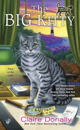 The Big Kitty (Sunny and Shadow Mystery Series #1)