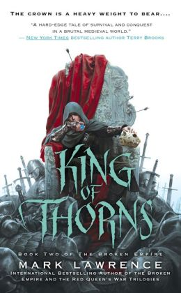 King of Thorns (Broken Empire Series #2)