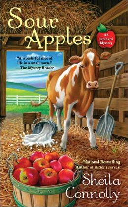 Sour Apples (Orchard Mystery Series #6)