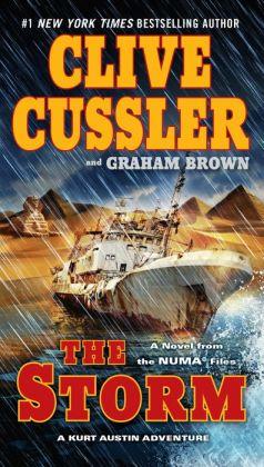 The Storm: A Kurt Austin Adventure (NUMA Files Series)