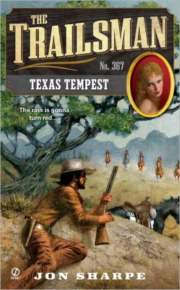 Texas Tempest (Trailsman Series #367)